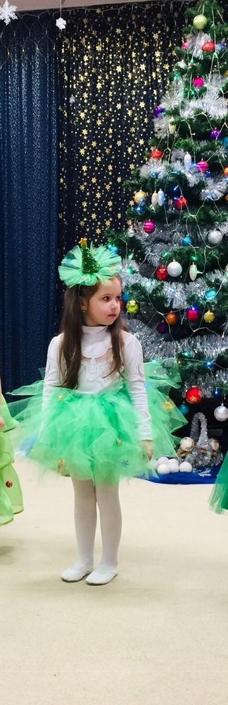 Обруч елка, ялинка, новогодний обруч, ободок фото №1