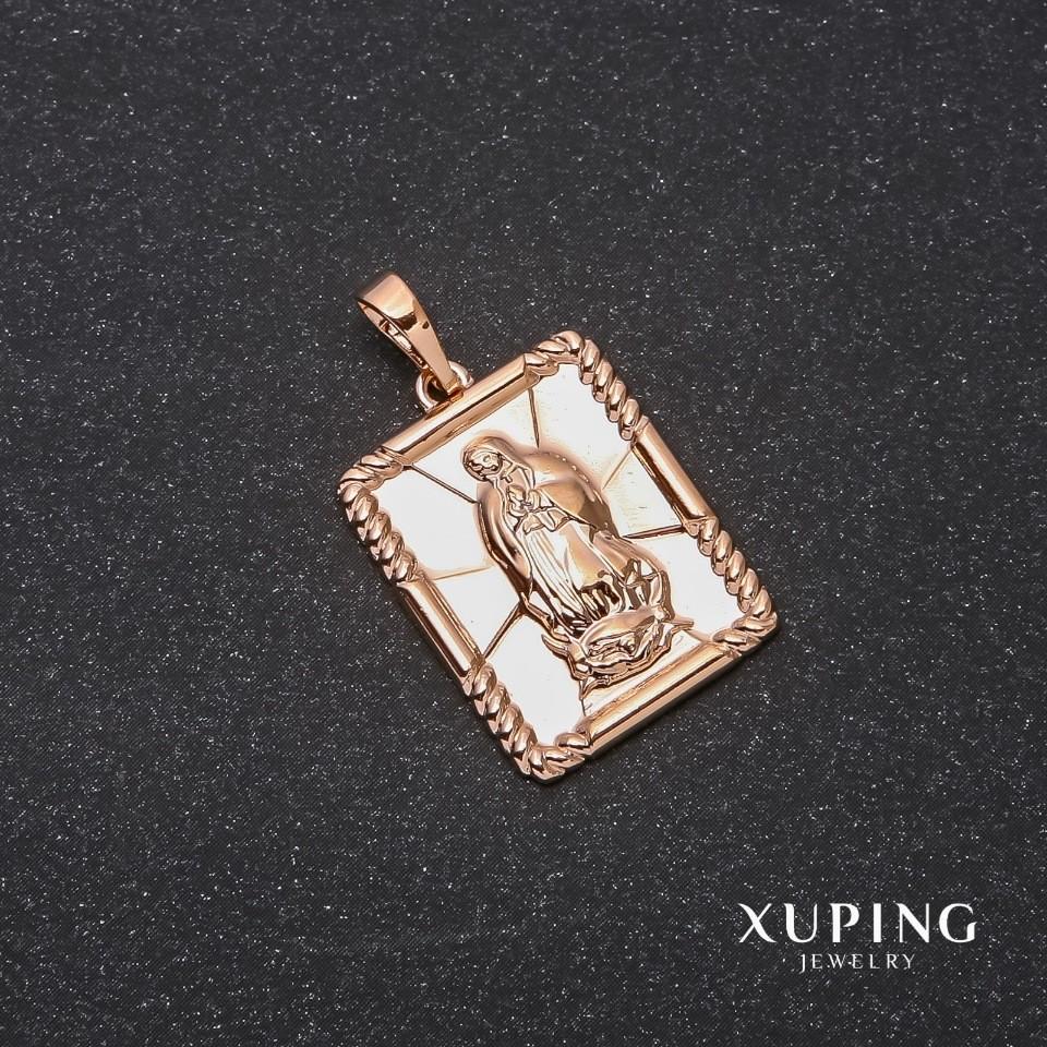 Подвеска xuping мед золото фото №1
