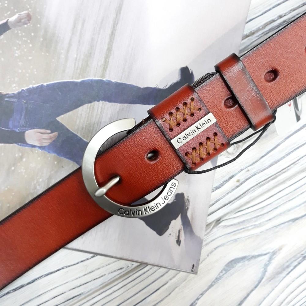 Шикарные модные кожаные бренды ширина 4 см; 4 цвета фото №1