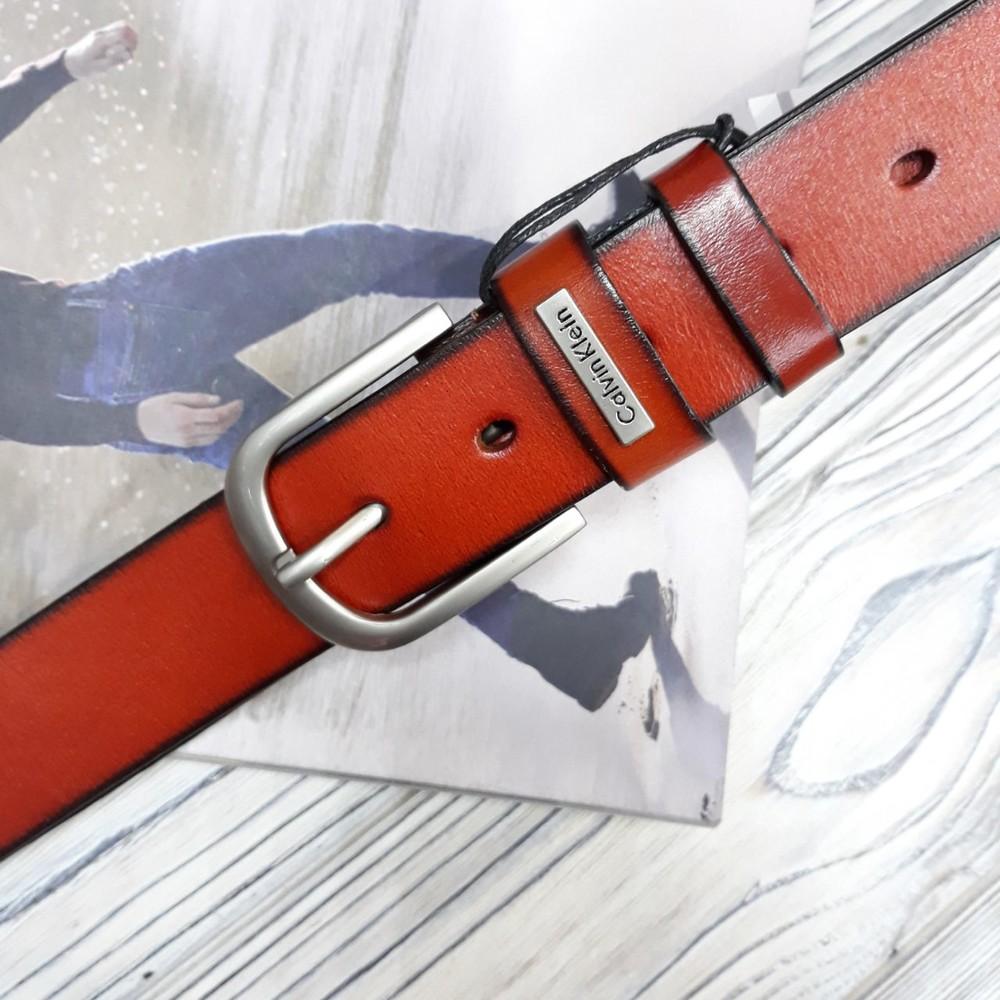 Шикарные модные кожаные бренды ширина 4 см; фото №1
