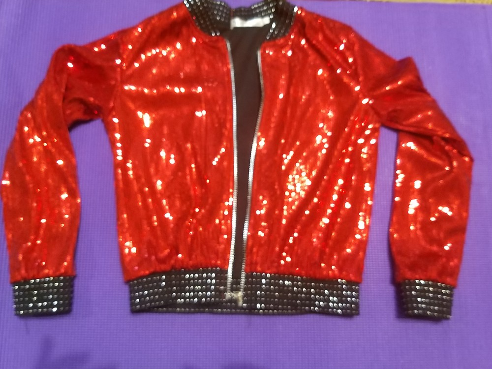 Стильная яркая кофточка-пиджак для девочки фото №1