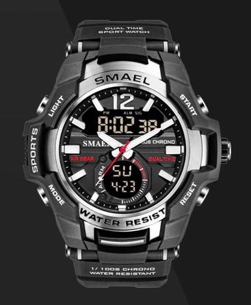 Спортивные мужские часы smael фото №1