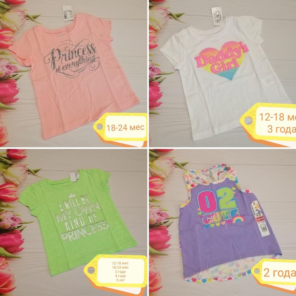 Распродажа футболок для девочек! фото №1