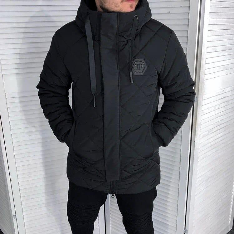Мужская зимняя куртка фото №1