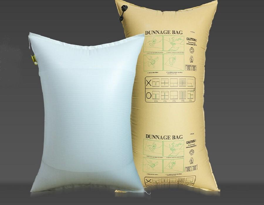 Пневмооболочка, надувной мешок для фиксации грузов в транспортных средствах фото №1