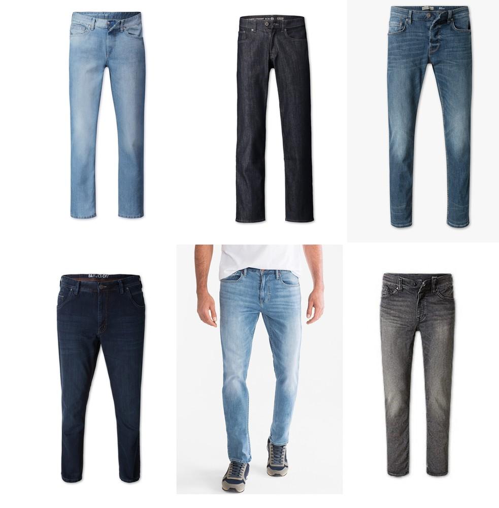 Распродажа мужских джинс с сайта c&a, привезено из германии, все в наличии фото №1