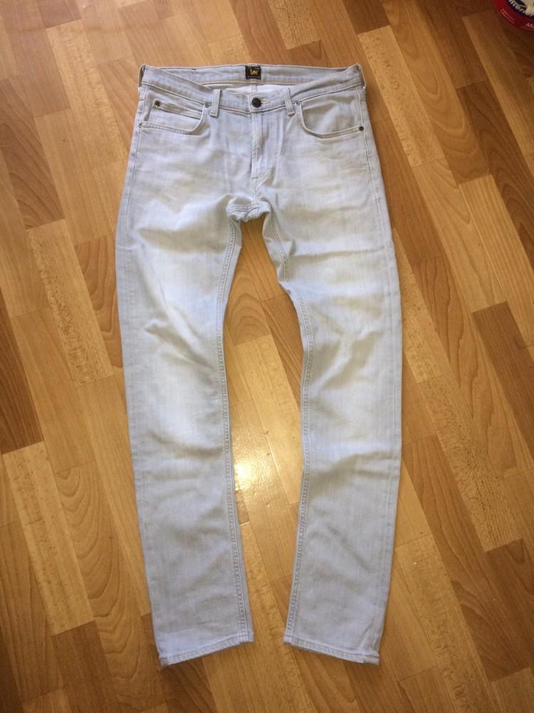 Крутые джинсы lee оригинал 32размер levis фото №1
