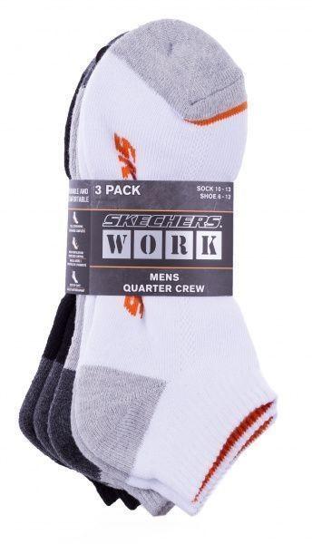 Skechers,оригинал упаковка 3 пары. носки мужские тёплые. фото №1