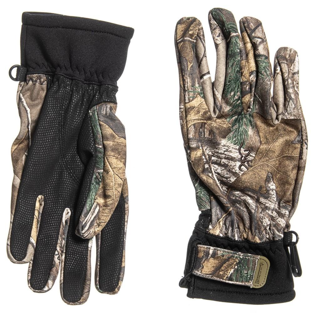 Мужские перчатки browning hell canyon proximity glove realtree xtra фото №1