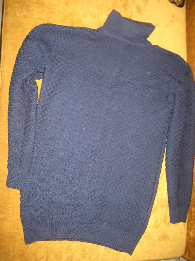 Гольф свитер синий cool men фото №1