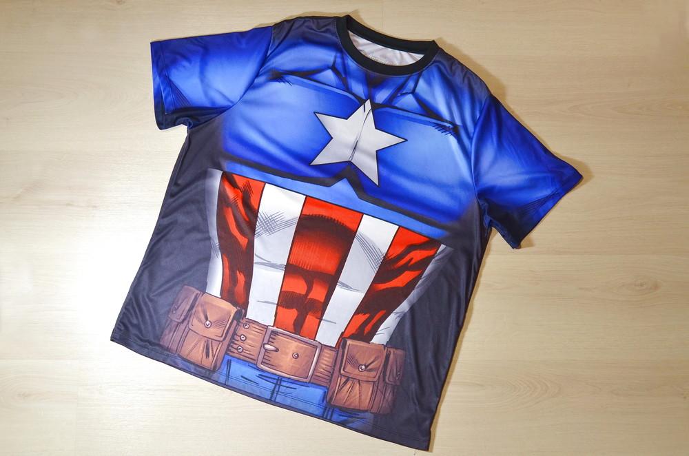 Оригинальная футболка marvel avengers assemble фото №1