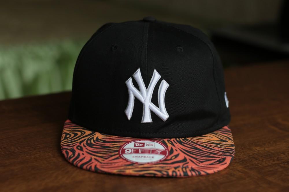 New era 9fifty new york yankees snapback cap фото №1