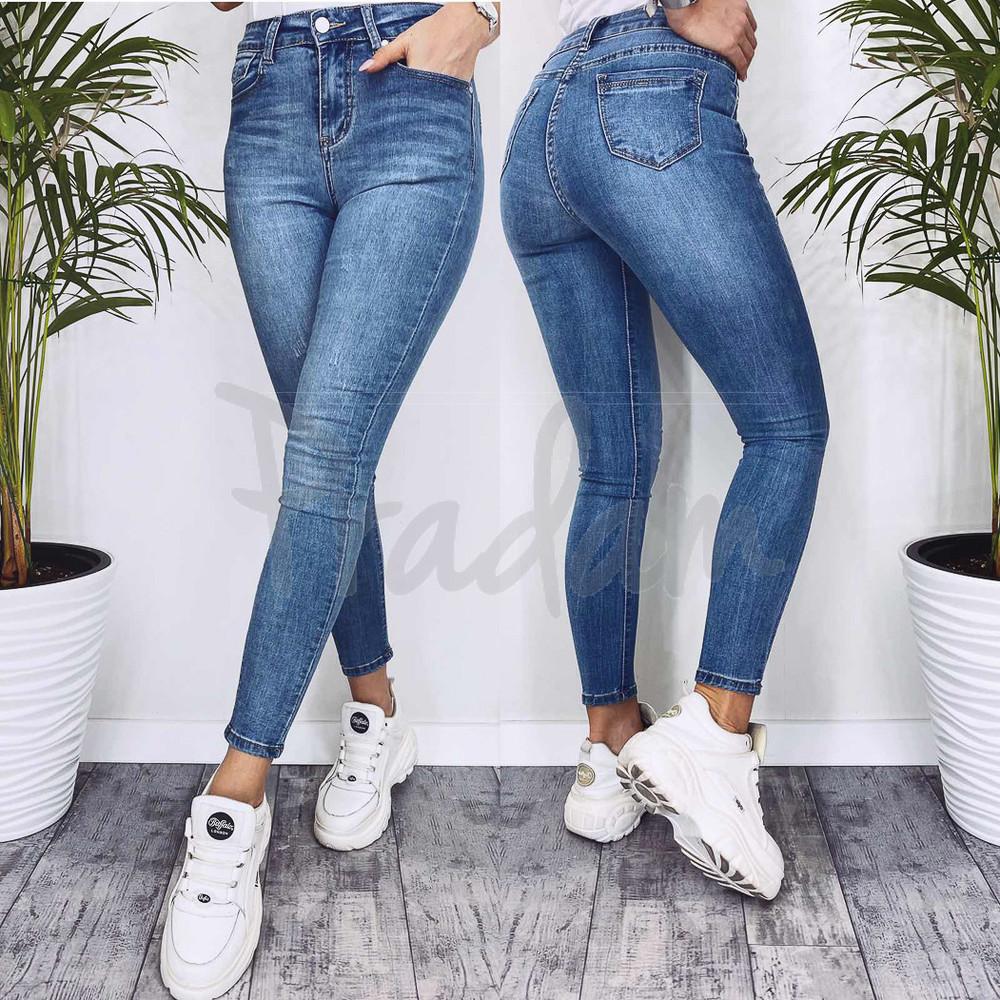 Джинсы американка new jeans 3642 размеры 25-30 фото №1