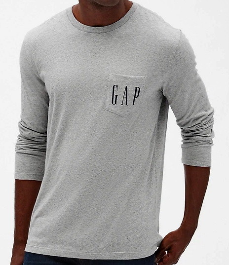 Gap оригинал стильный лонгслив s/m фото №1
