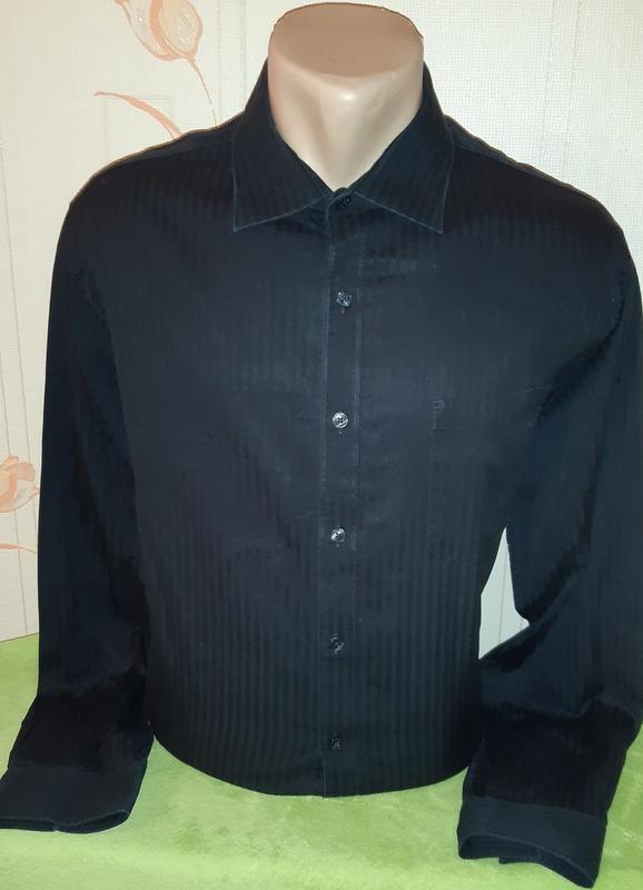 Стильная рубашка в полоску michael kors, made in indonesia фото №1