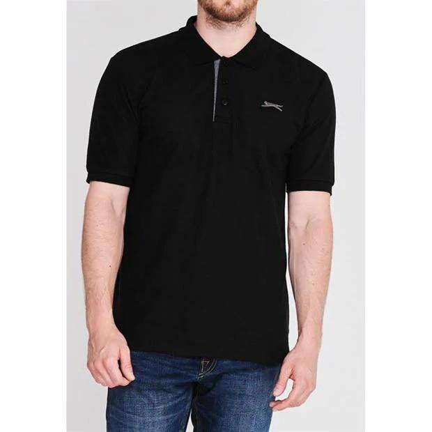 Мужские качественные футболки поло слезенгер slazenger оригинал фото №1