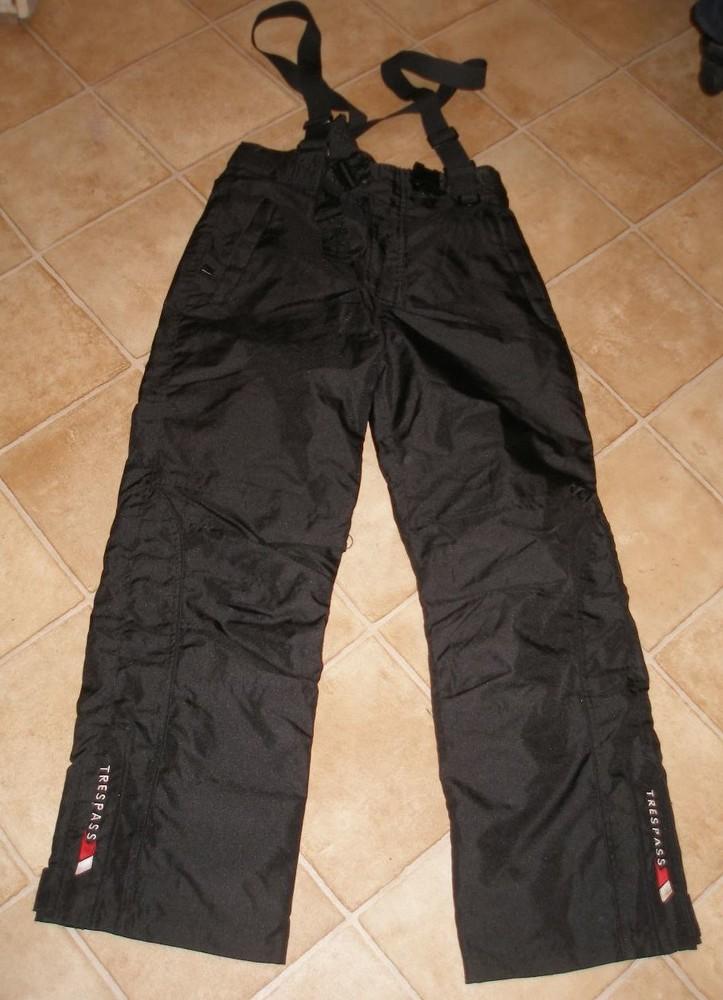 3591 лыжные штаны trespass m. фото №1