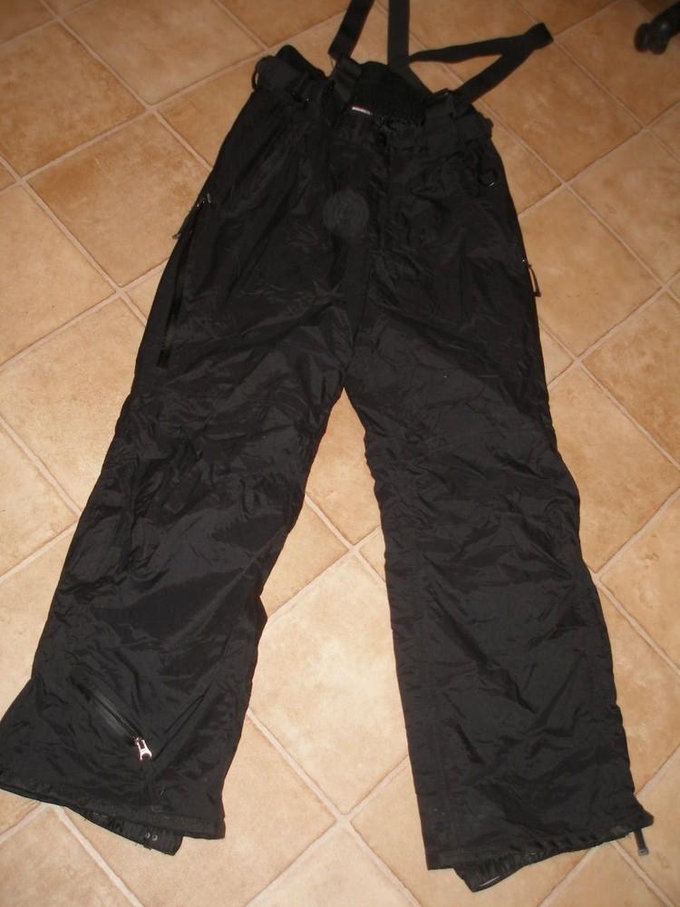 3593 лыжные штаны grane l.(52).thinsulate. фото №1