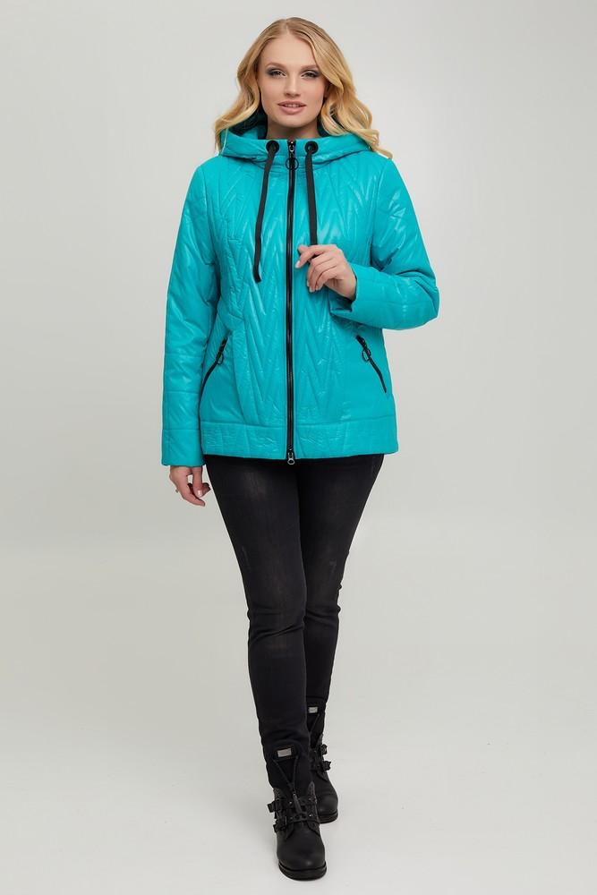Яркие курточки на весну 50-60 размер///отправка сразу фото №1