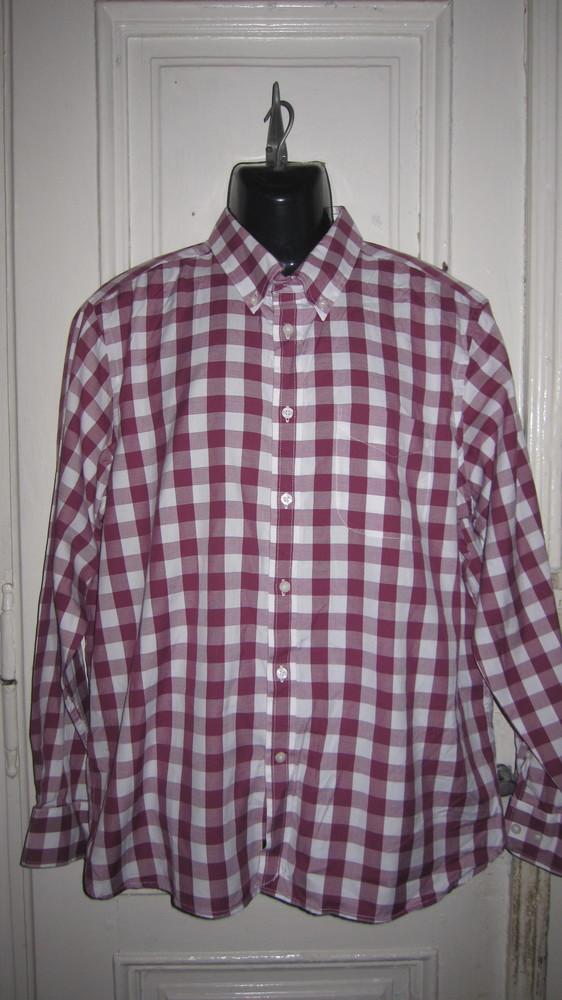 Рубашка мужская.разм xl фото №1