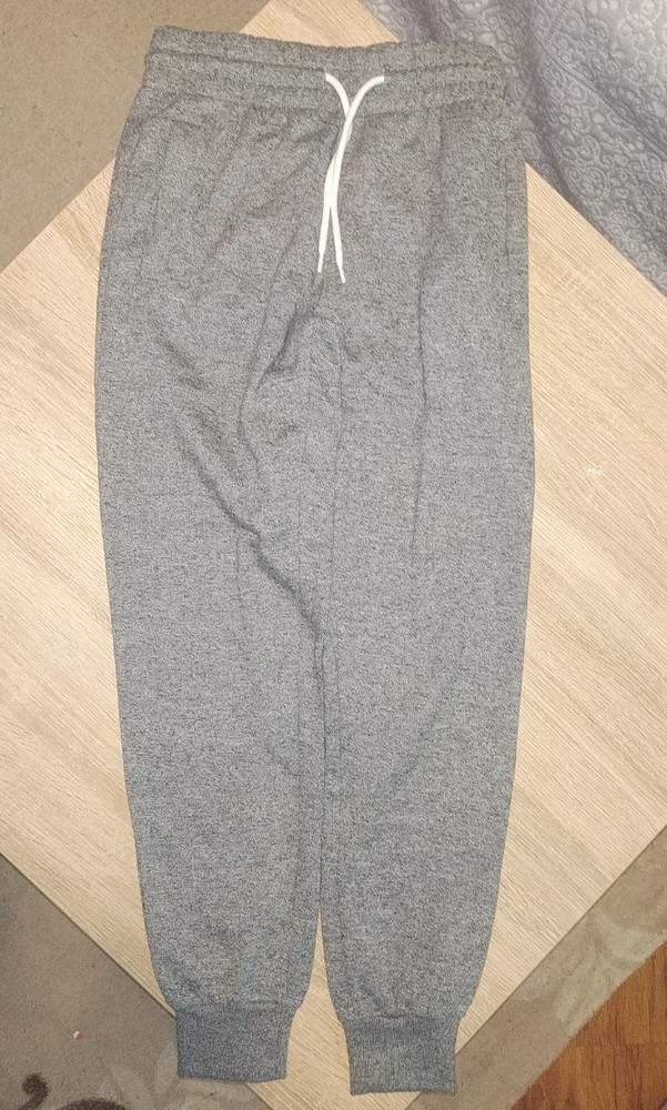 Спортивные штаны утепленные h&m фото №1