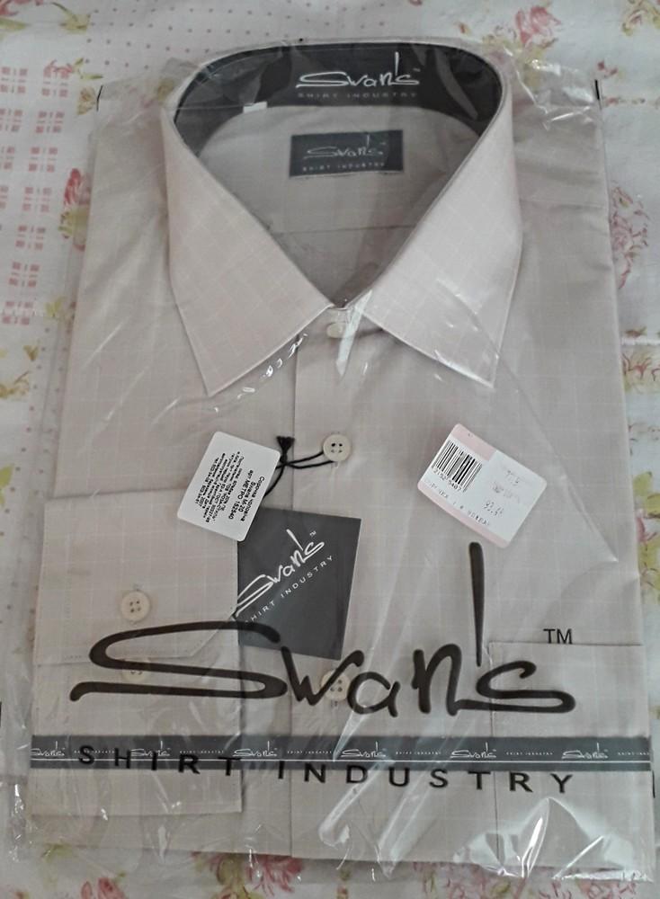Рубашка мужская ворот 43 фото №1