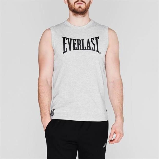 Майка футболка безрукавка мужская еверласт everlast originals оригинал фото №1
