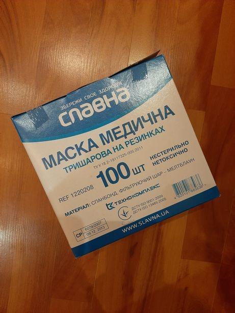 Маска медицинская фото №1