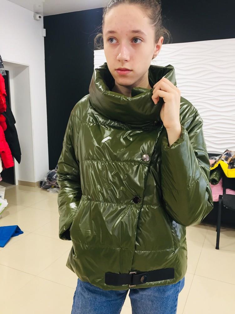 Весняна куртка фото №1