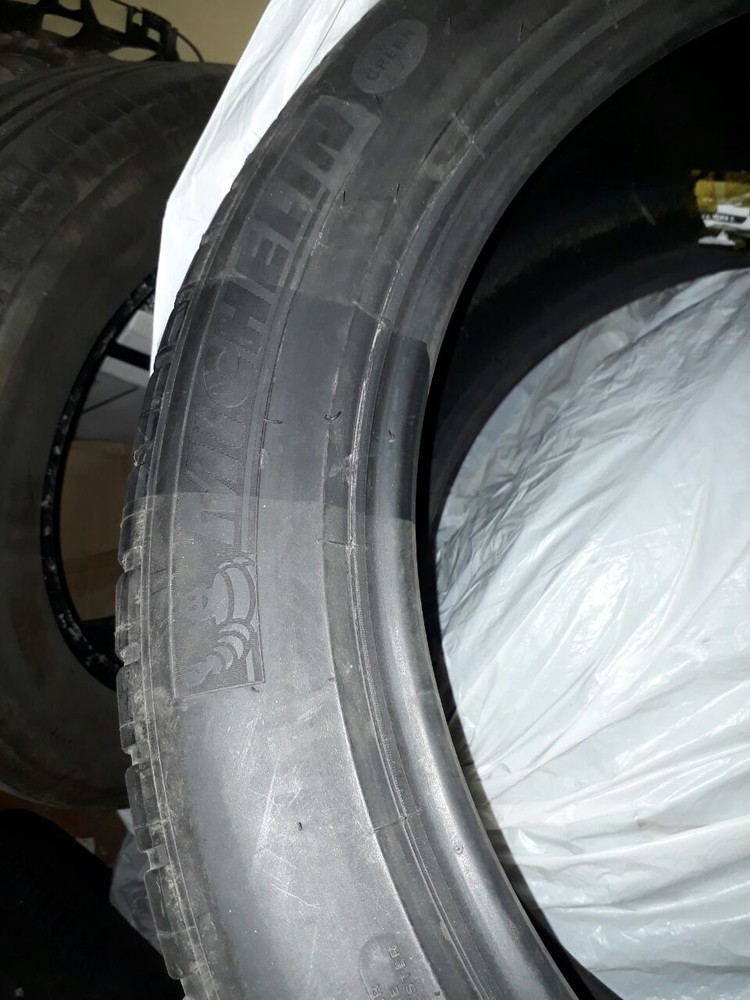 Шины michelin latitude sport 3 265/45 r20 фото №1