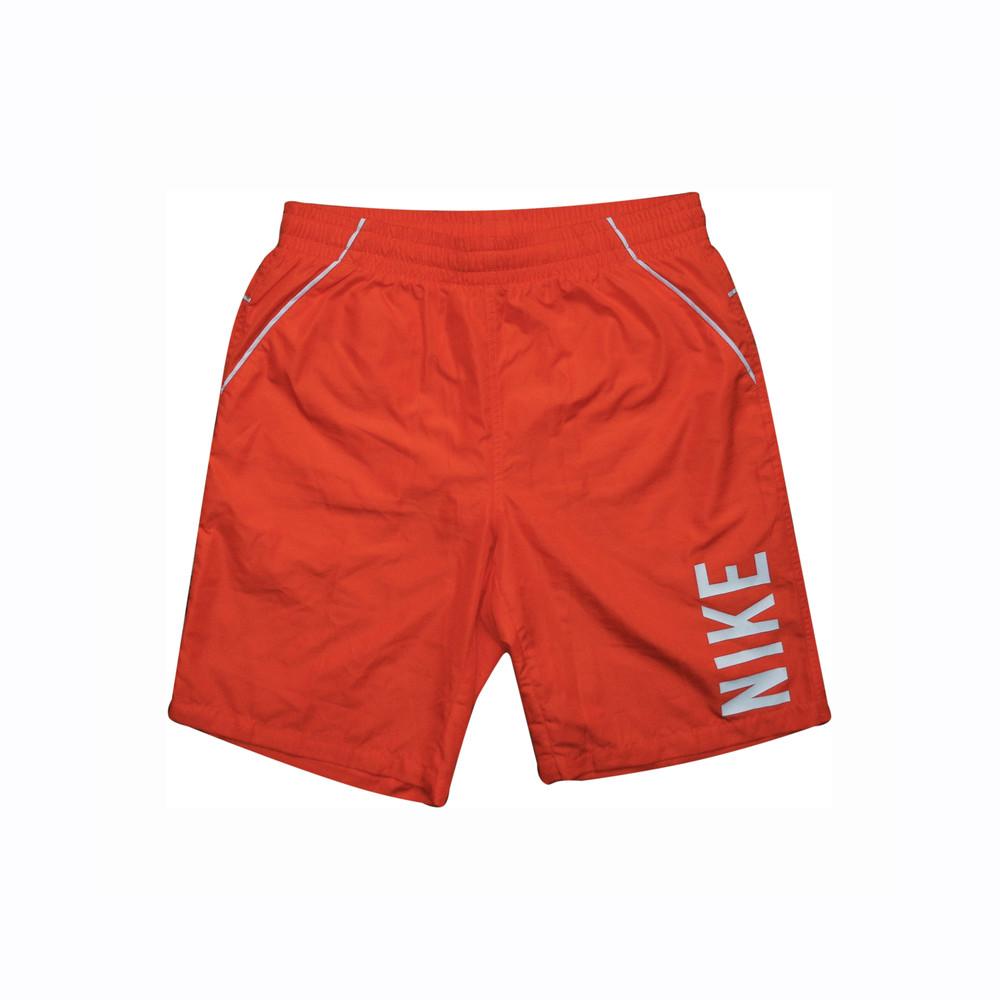 Мужские шорты яркие оранжевые апельсиновые сочные nike m фото №1