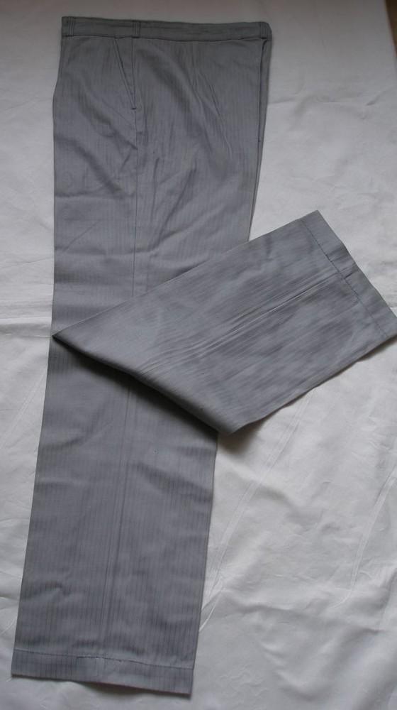 3788 брюки муж. м.(48). фото №1