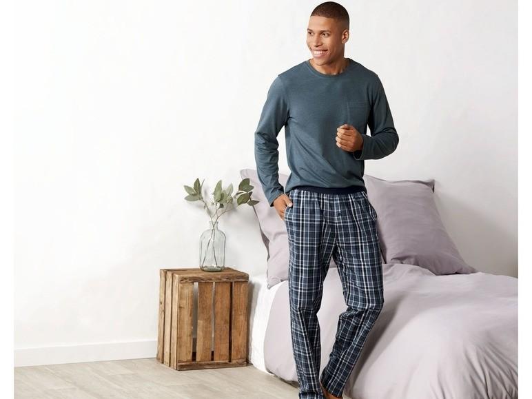Мужская пижама домашний костюм р. l 52/54 евро, livergy германия фото №1