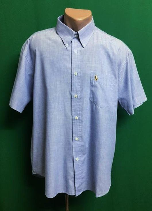 Рубашка бренда polo ralph lauren оригинал фото №1