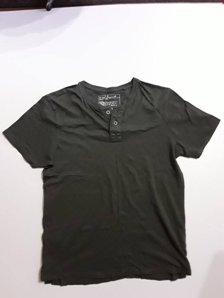 Фирменная футболка m фото №1