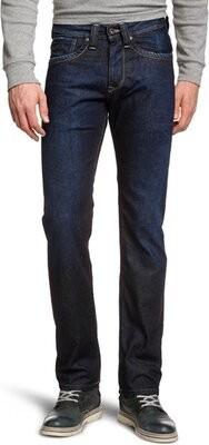 Джинсы фирменные синие pepe jeans 33/34 длина 123см. фото №1