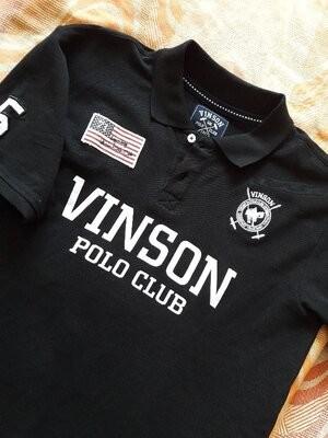 Футболка поло фирменная polo club vinson на размер 46-48 фото №1