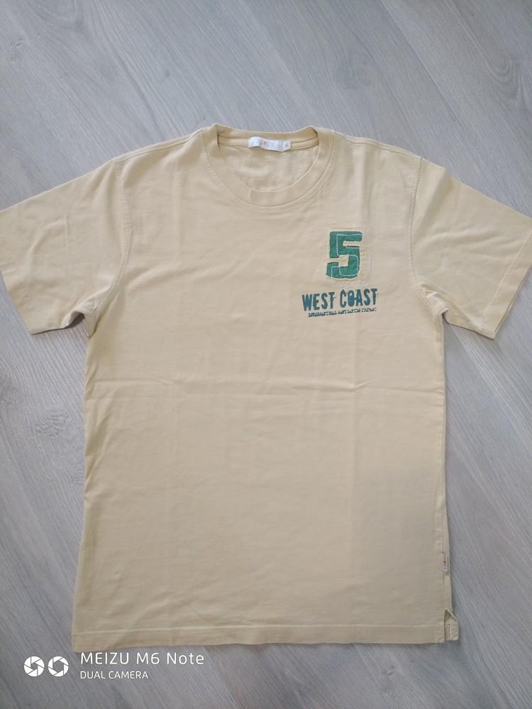 Качественная футболка! фото №1