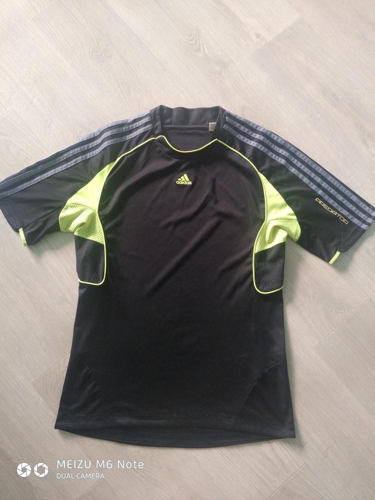 Мужская футболка adidas! фото №1