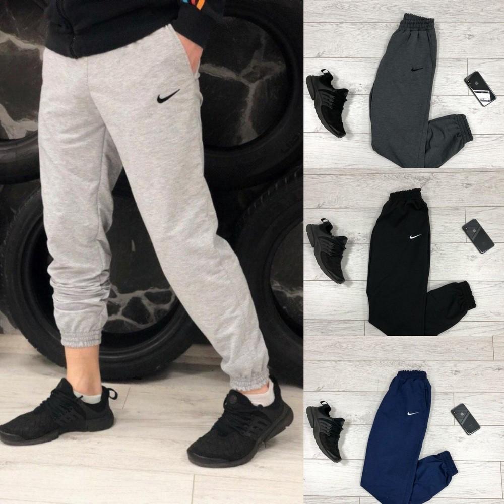 Спортивные штаны nike (найк) фото №1