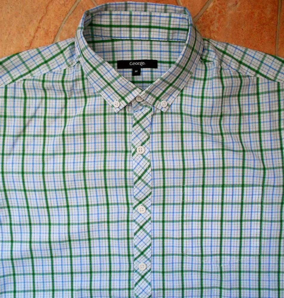Рубашка george размер м (48-50) фото №1