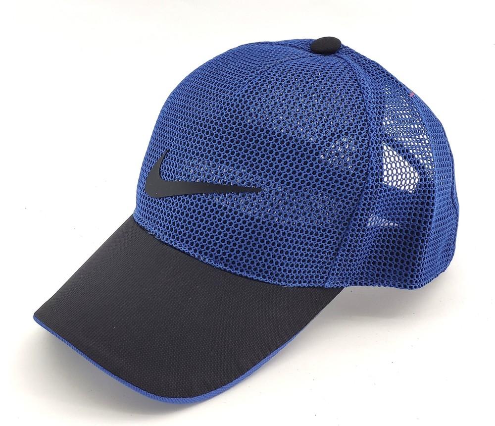 Бейсболка мужская кепка 57-61 размер сетка фото №1