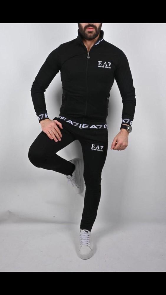 Спортивный костюм armani фото №1