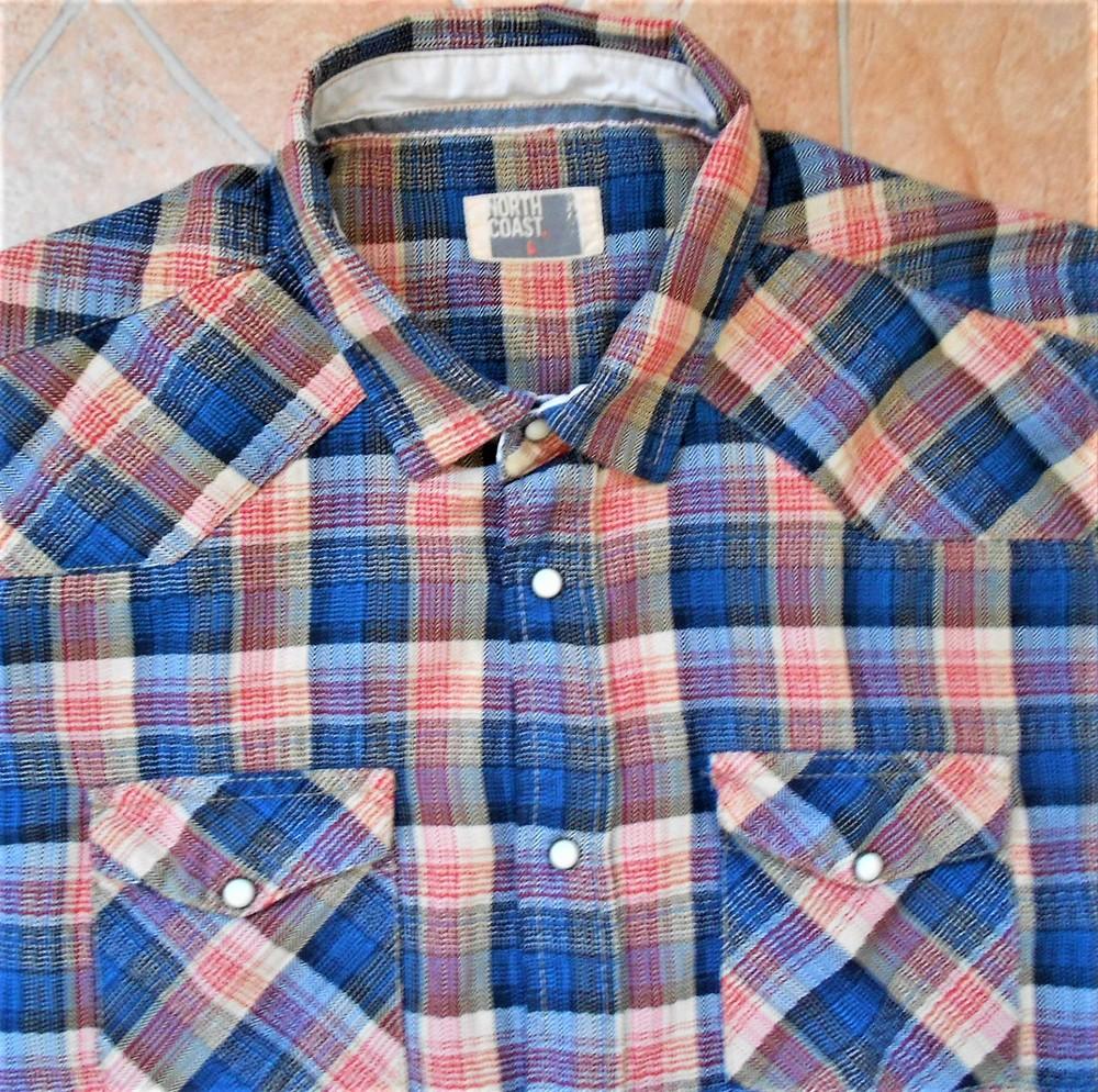 Рубашка marks & spencer размер l (52-54) фото №1