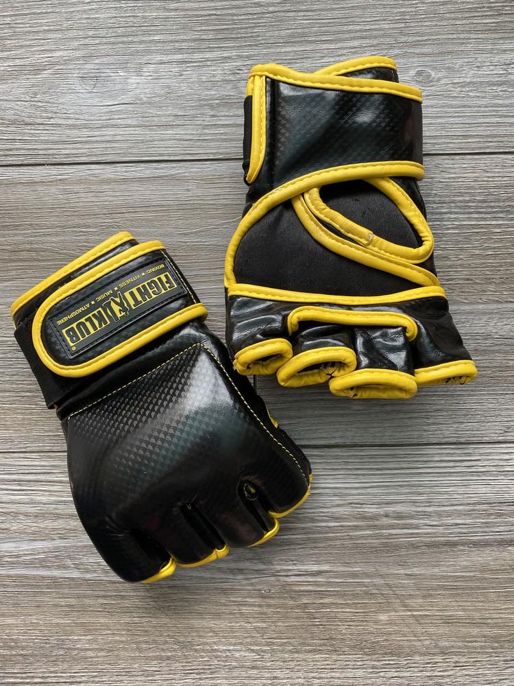 Перчатки для единоборств fight klub m фото №1