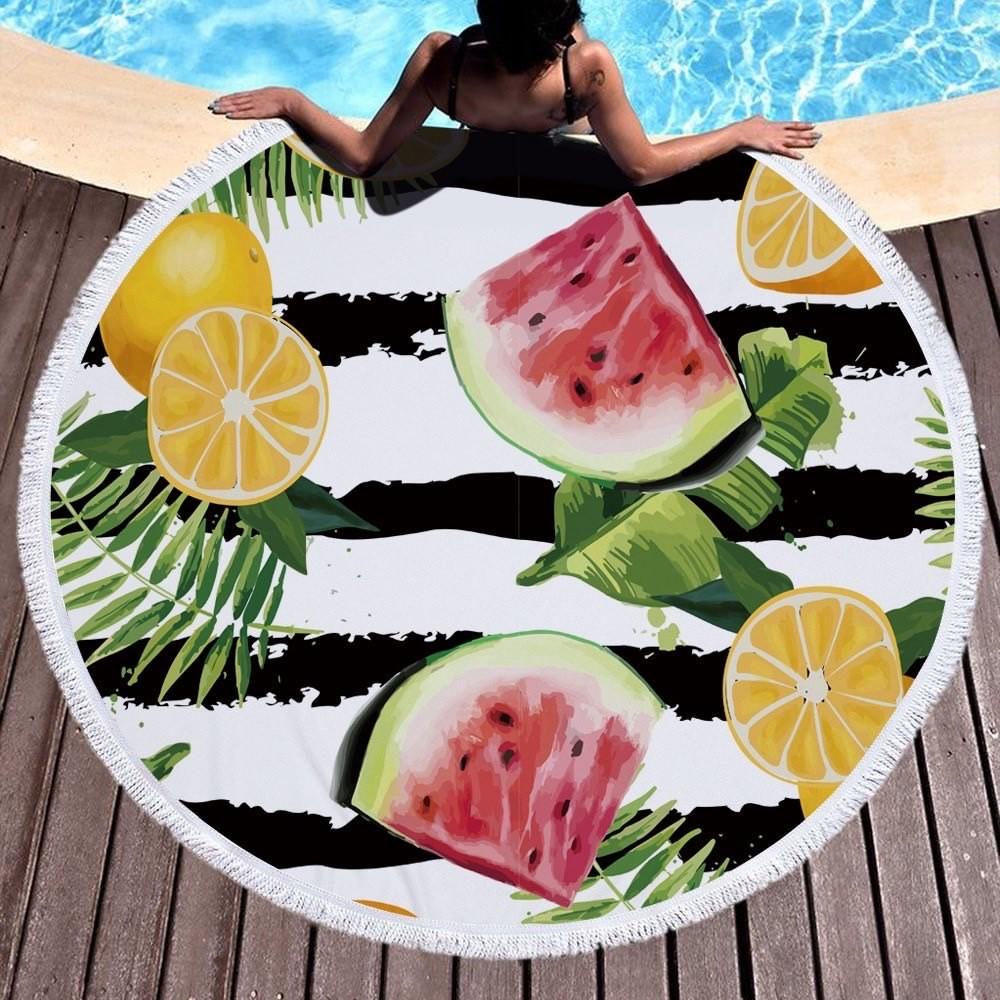 Пляжный коврик фото №1