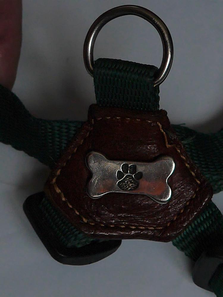 Шлейка-поводок-упряж для собаки фото №1
