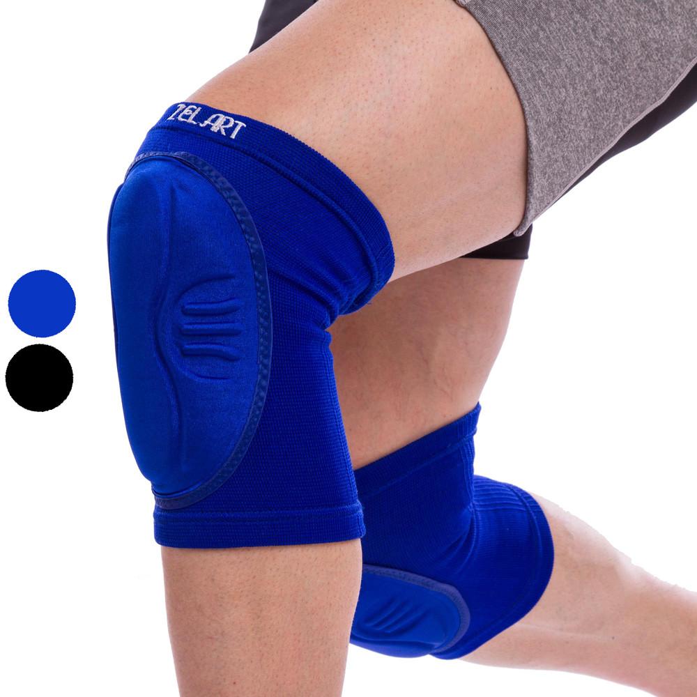 Наколенники волейбольные zelart 1673: размер s-l (2 цвета) фото №1