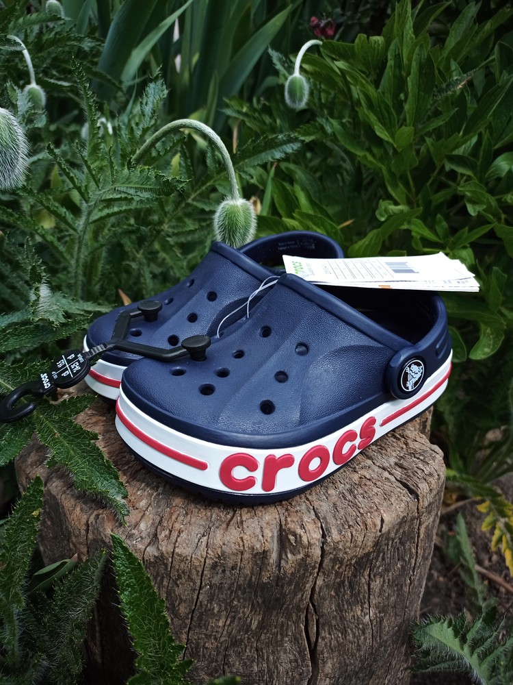 Кроксы crocs клоги c8 фото №1