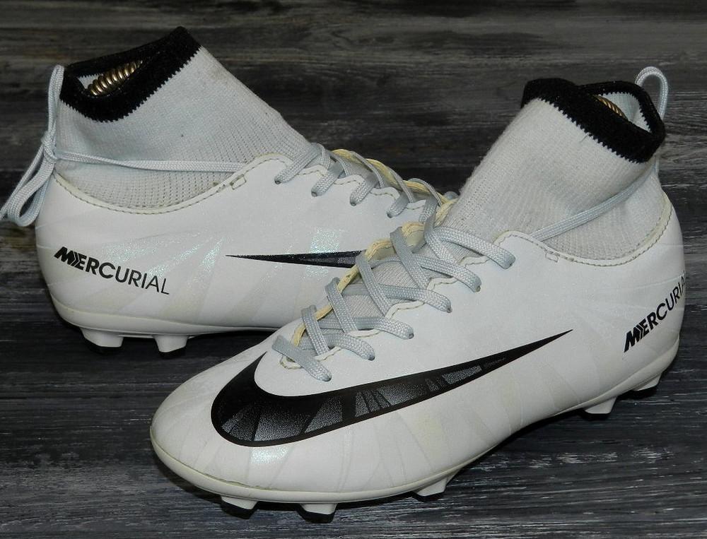 Nike mercurial victory ! оригинальные, яркие, стильные бутсы-копочки фото №1